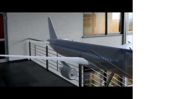 Augmented Reality bei Bertrandt: Das Zwei-Meter-Flugzeug