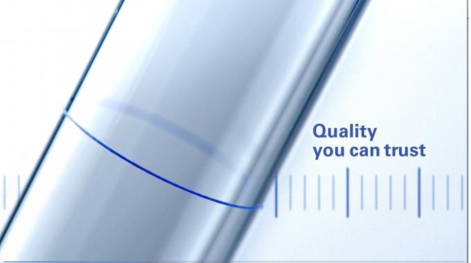 BLAUBRAND® - The right line in volumetric measurement