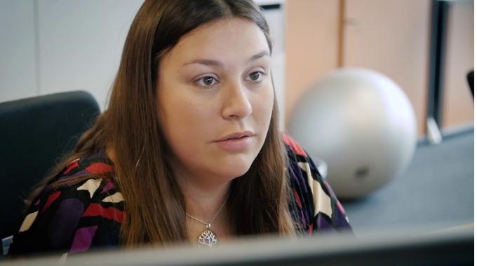 Viktoria Harzl - Absolventin der FH Technikum Wien