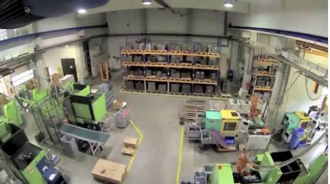 Von der Idee zum fertigen Kunststoffprodukt (für MausFans, Türöffner-Tag 2014)