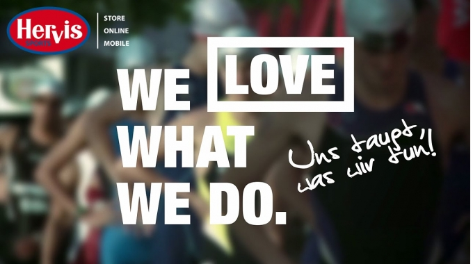 We Love What We Do - Hervis Sports