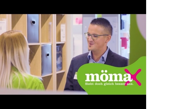 Ronny L. - Verkaufsleiter bei mömax