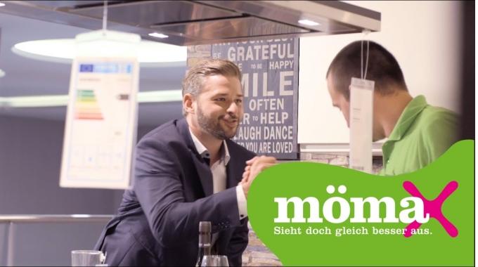 Moritz S. - Hausleiter bei mömax
