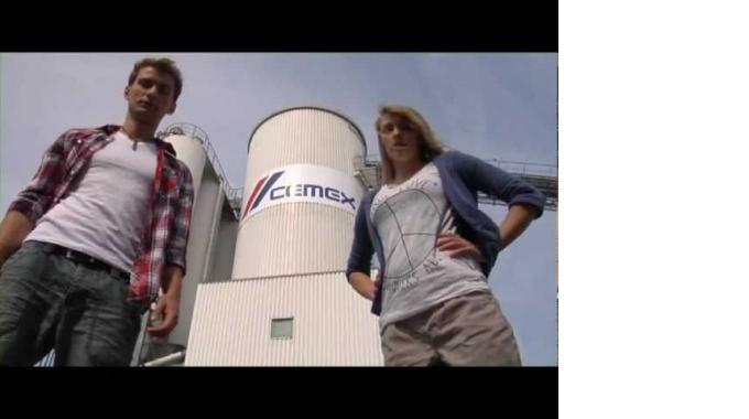 Wag' den Sprung in Deine Zukunft - bei CEMEX