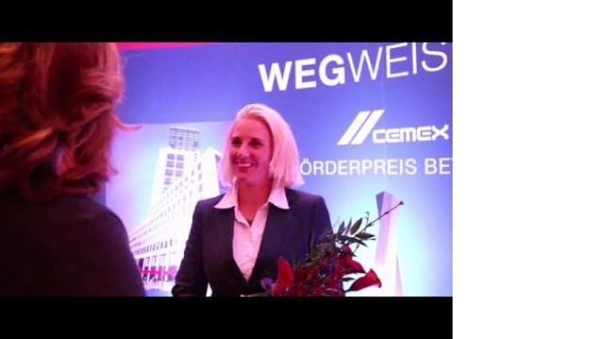 CEMEX Förderpreis Beton 2016