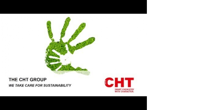 Sustainability at the CHT Group