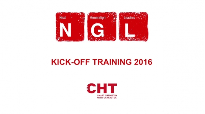 Human resources development at the CHT Group: Next generation leaders (NGL) | KICK-OFF