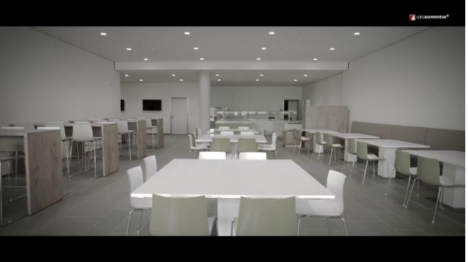 Neues Verwaltungsgebäude der GBG Unternehmensgruppe