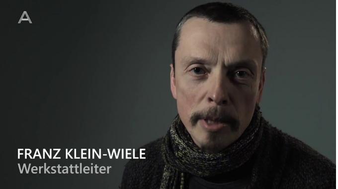 Auf ein Wort mit Franz Klein-Wiele | HSD
