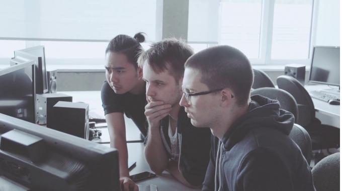 Making-of Arbeitgeberfilm Post Production | HSD