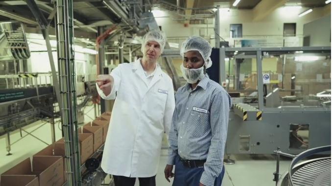 Nestlé Health Science in Osthofen - unser Personalleiter berichtet