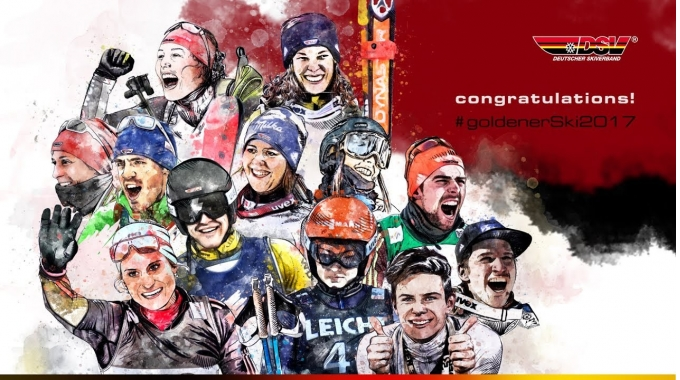 Goldener Ski 2017   Die Preisträger