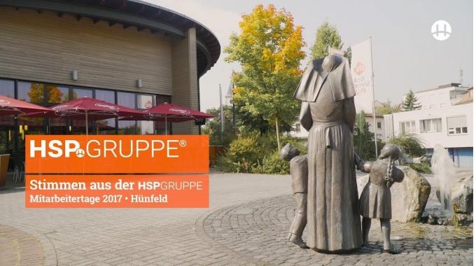 Stimmen aus der HSP GRUPPE, HSP Mitarbeitertage 2017