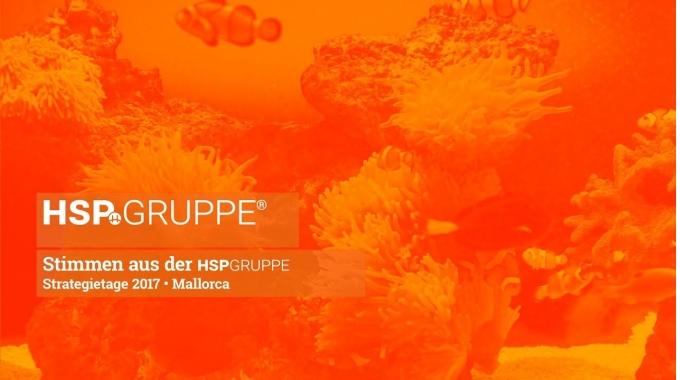 Stimmen aus der HSP GRUPPE, 2017, Mallorca