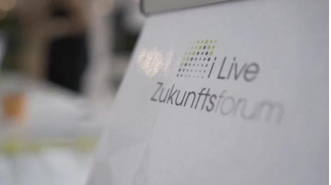 i Live ZUKUNFTSFORUM 2017 / Impressionen