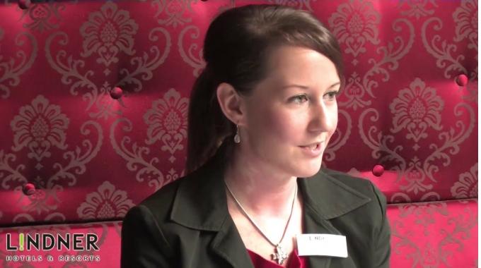 Interview / Arbeiten bei Lindner Hotels & Resorts