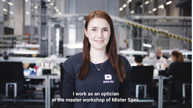 Mister Spex Image Movie  - Join us!