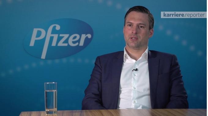 Warum haben Sie sich für Pfizer Austria als Arbeitgeber entschieden? - Pfizer auf ...