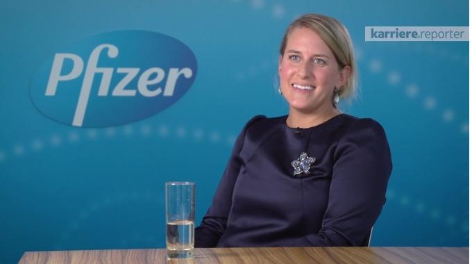 Welche Entwicklungsmöglichkeiten haben Sie im Unternehmen? - Pfizer Austria auf karriere....