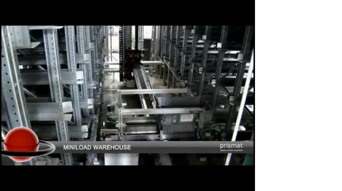 SAP Materialflusssystem | prismat
