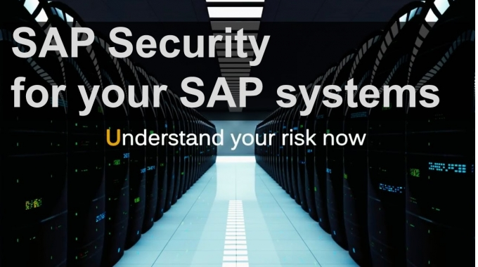 Security & Compliance for your SAP systems - Executive Eye Opener