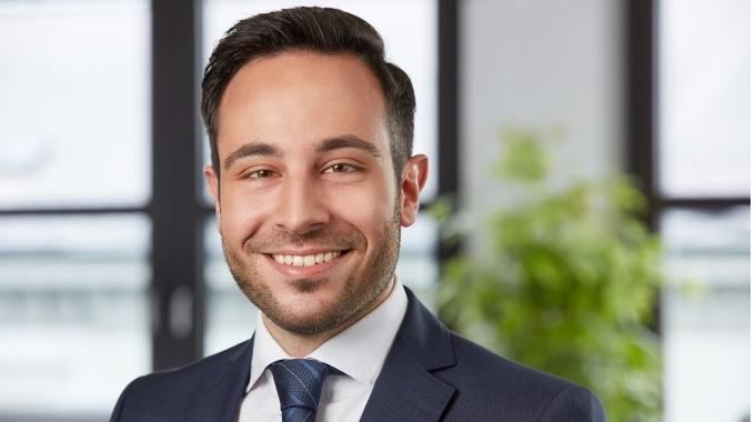 Silvio Tedone   Leiter Kompetenzcenter Ausleihungen