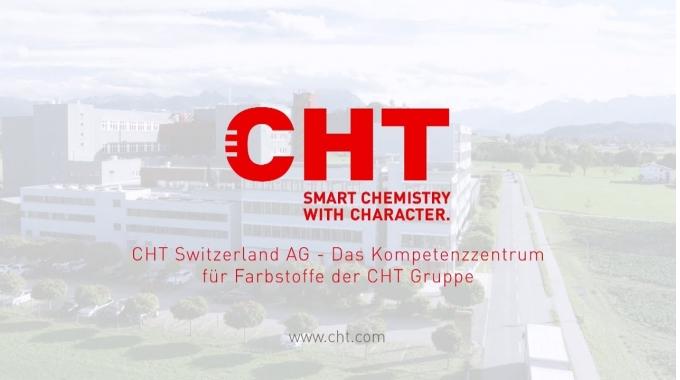 CHT Switzerland AG   Kompetenzzentrum für Farbstoffe