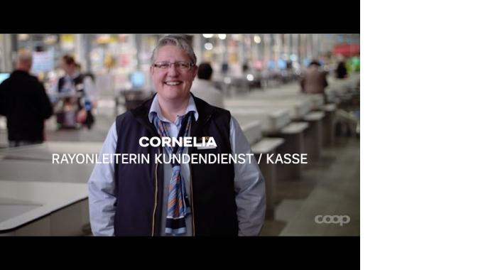 Was Cornelia als Rayonleiterin bei Coop wirklich tut
