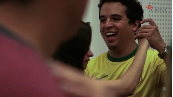 Be More   Endavans through the lens: Raúl