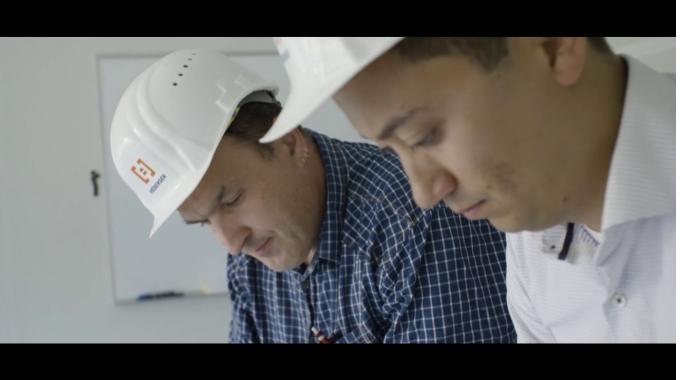 HEBERGER. Imagefilm des Unternehmens.