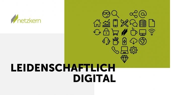 netzkern  - Leidenschaftlich digital
