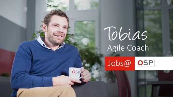 Tobias, Agile Coach – Jobs@OSP