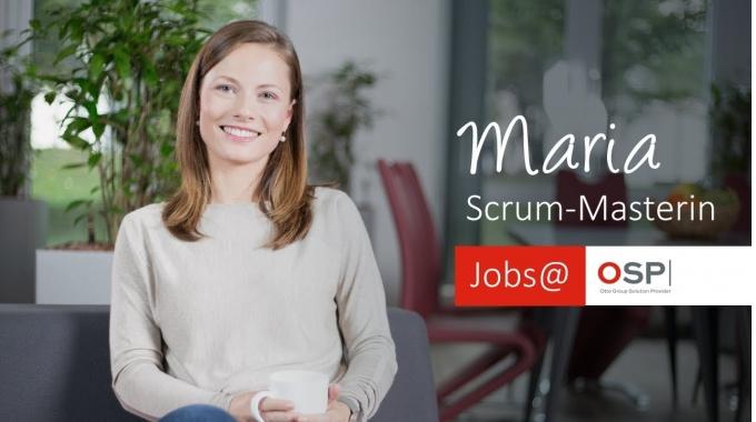 Maria, Scrum-Masterin BI – Jobs@OSP