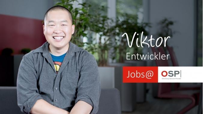 Viktor, Software-Entwickler – Jobs@OSP