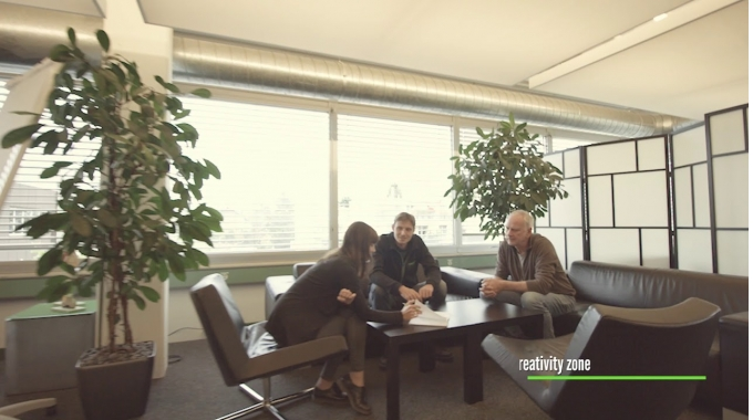 Career at Sensirion: A tour of the buildings in Stäfa