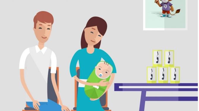 Hörverlust bei Neugeborenen
