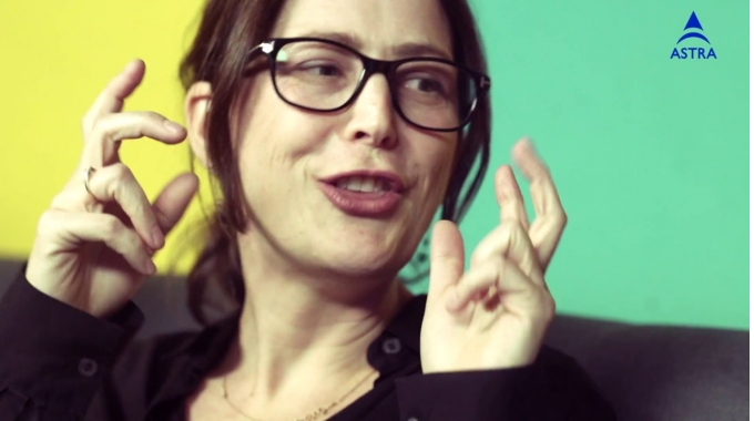 Astra im Gespräch mit MTV: Samy Deluxe mit Lauren Nola