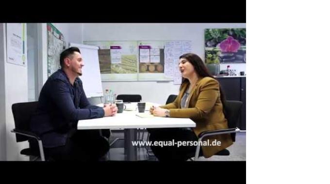 Werbefilm equal personal