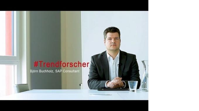 #MeineSAPKarriere: Björn Buchholz über seine Karriere als SAP-Berater und Technologien...