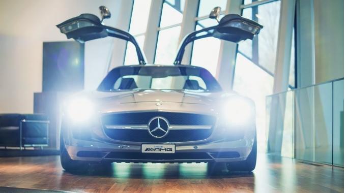 Das Mercedes-Benz und smart Autohaus Kestenholz 2018