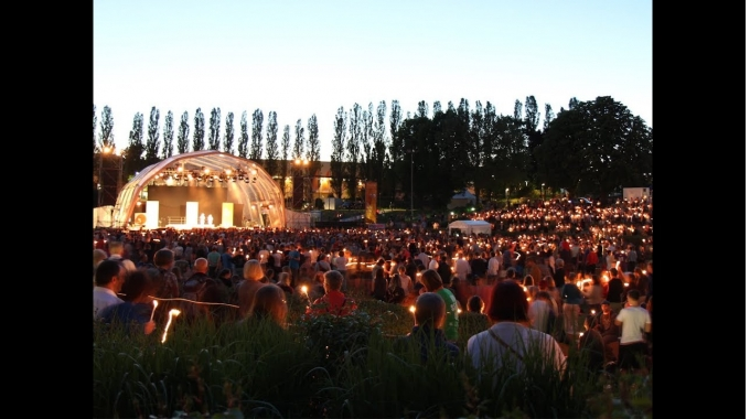 Kirchentag & Turnfest auf dem Berlin ExpoCenter City