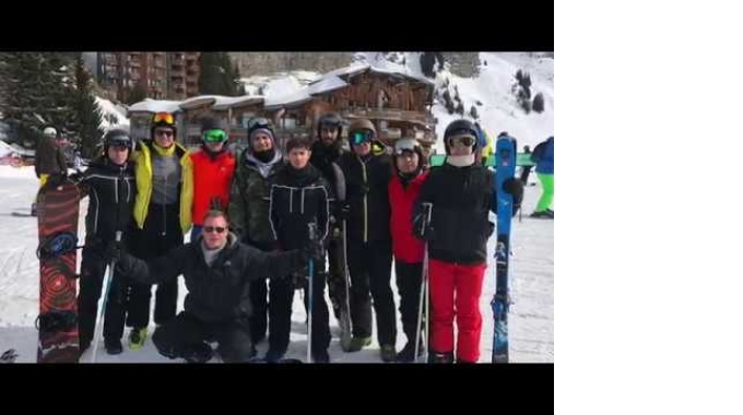 Skiing - Morzine 2018