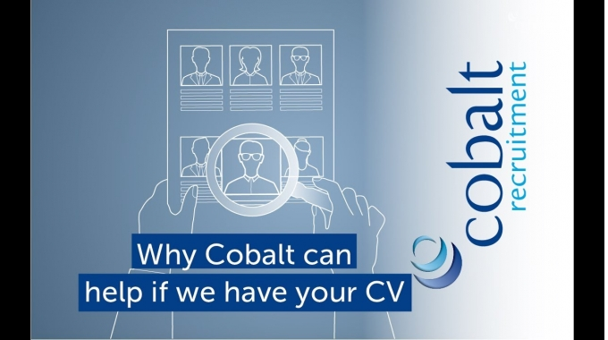 Why Cobalt can help if we have your CV
