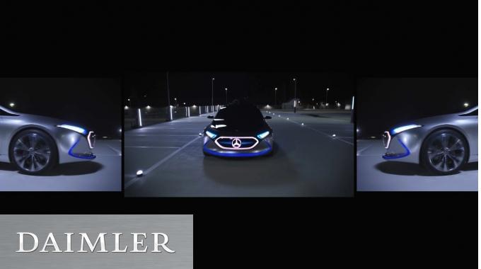 Daimler: Unternehmensfilm 2018