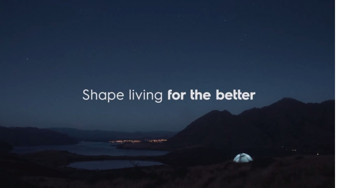 Electrolux - Shape living for the better