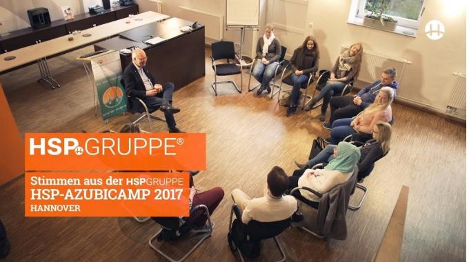 Stimmen aus der HSP GRUPPE, HSP Azubicamp 2017