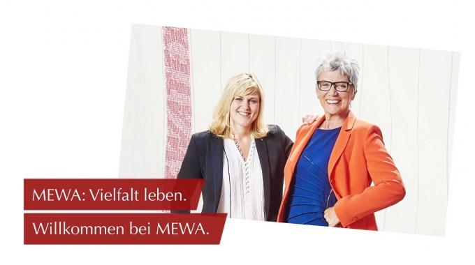MEWA: Wir haben viel vor. - Julia Hoppe und Marika Stammler