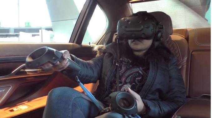BMW Welt Studiendokumentation | Virtual Reality