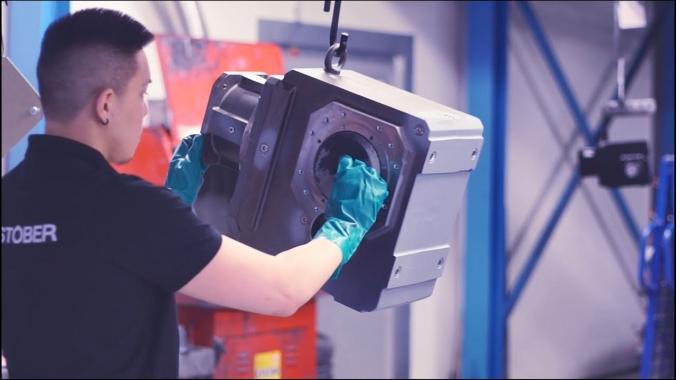 Ausbildungsberuf Verfahrensmechaniker für Beschichtungstechnik m/w bei STÖBER