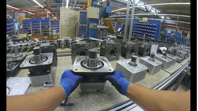 Ausbildungsberuf Fachkraft für Metalltechnik m/w bei STÖBER
